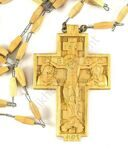 Wooden priest cross (2)